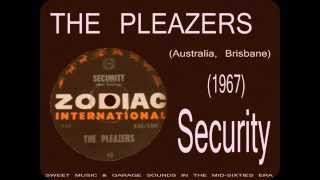 The Pleazers - Security (1967)