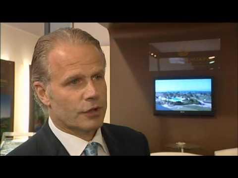David Thomson, General Manager, Jebel Ali Golf Resort & Spa @ ITB Berlin 2008