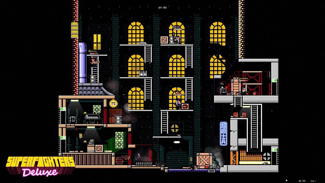 Superfighters Deluxe Random Gameplay 053