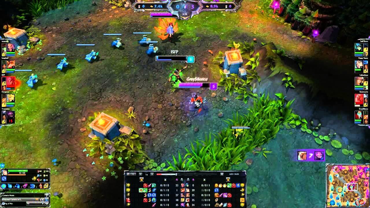 LoL, patch.17 Ekko, jungle, build Guide - 5v5 - metasrc