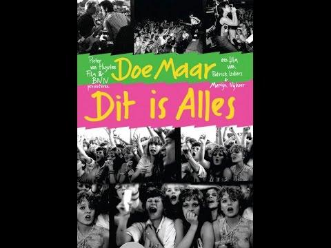 Doe Maar: Dit is alles (2013)