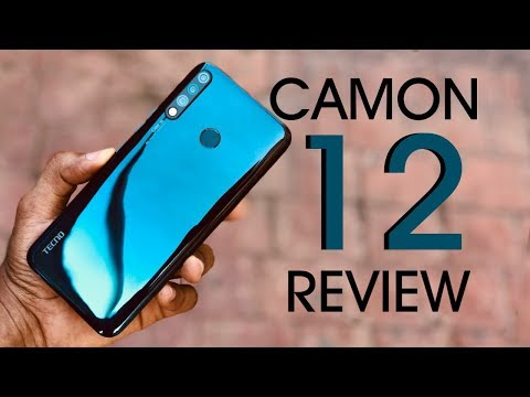 Why You Should Buy The TECNO Camon 12 Over The Pro Variant - Unboxing and Review