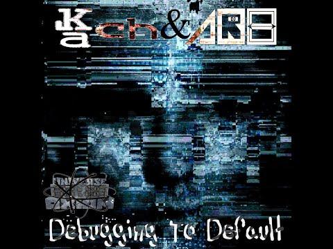 Kach & AR8 - Debugging To Default (Original Mix) Video Clip [Drum&Bass]