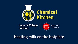 Chemical Kitchen - Heating mil…