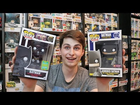 P.O. Box Opening |  Awesome Batman For The Collection!