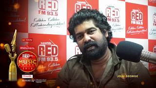 Red FM Malayalam Music Awards 2019 | Joju George