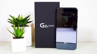 Unboxing: LG G8s ThinQ (Deutsch) | 43 Zoll 4K UHD TV Aktion!