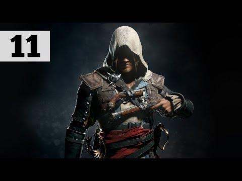 Assassins Creed 4: Black Flag - Прохождение на русском