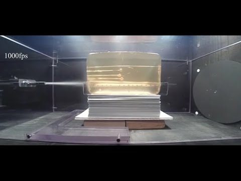 "7J Airsoft vs Ballistic Gel vs steel bbs 0,80g slow motion video Ruger Superhawk 8"" tuned 1.0"