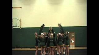 Baylor University All-Girl Cheer 2012