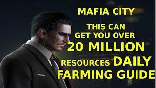 Mafia City   Farming Guide