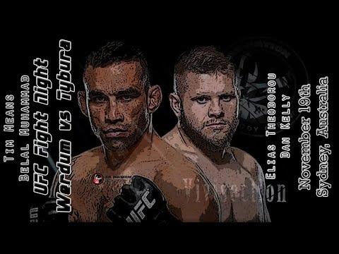The MMA Vivisection - UFC Sydney: Werdum vs. Tybura picks, odds, & analysis