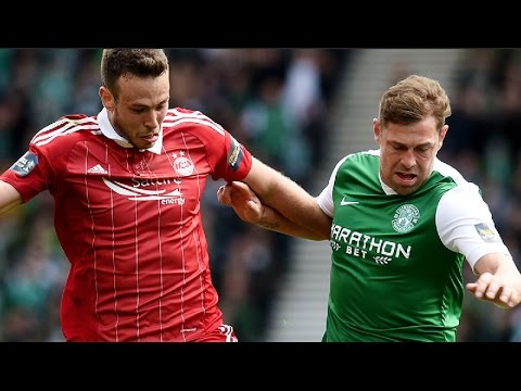 Hibernian 2-3 Aberdeen | William Hill Scottish Cup Semi-Final 2016-17