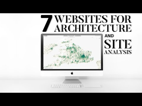 7 FREE Websites for Better Site Analysis in Architecture