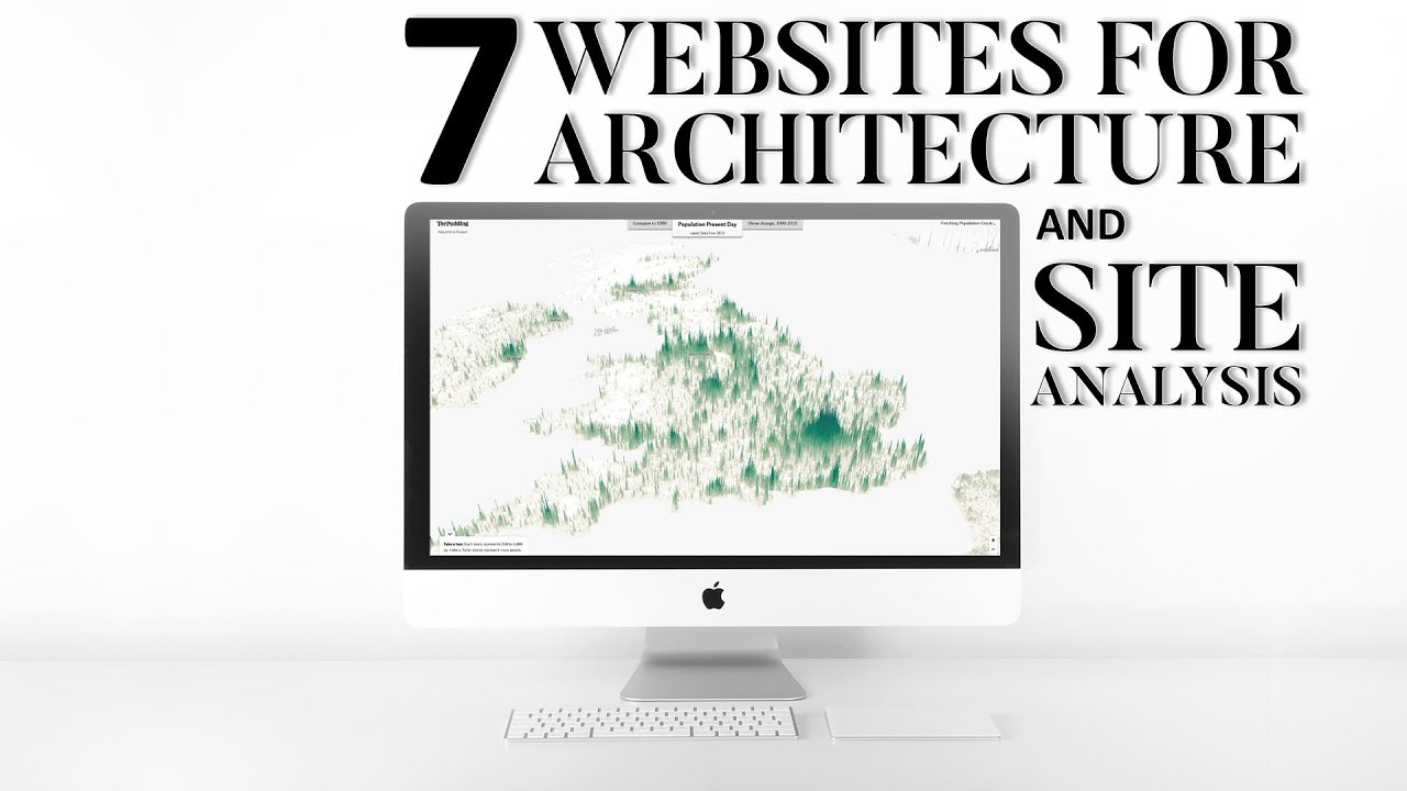 7 FREE Webites for Better Site Analysis in Architecture