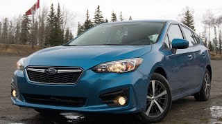 Subaru Impreza Touring Review: Most Things to Most People