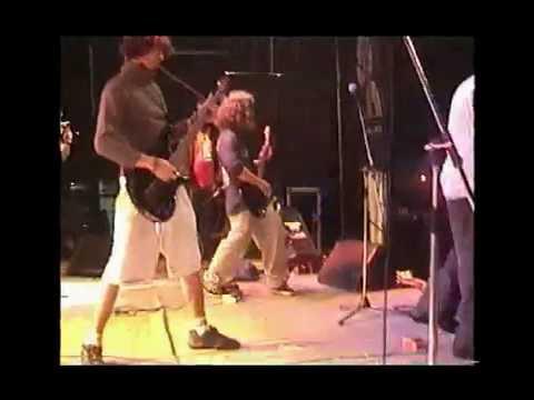LyMe @ 1st Panasonic Rock The World Concert, April 2000
