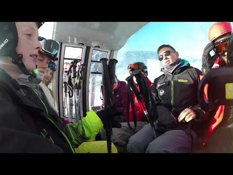 TSLA Ski Trip Austria 2018