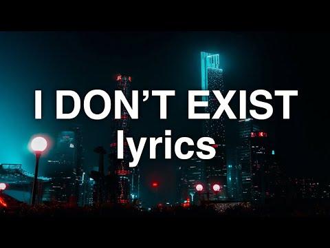 Download Olivia O'Brien - I Don't Exist (Lyrics)
