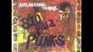 Punk Suicida . Amaya Sindrome del Punk