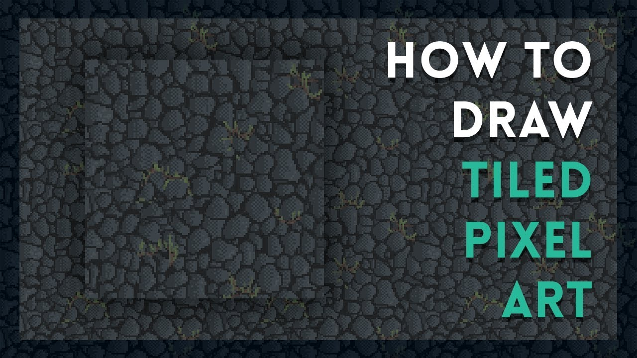 Working With Hexels for Drawing Tiled Pixel Art - Lesterbanks