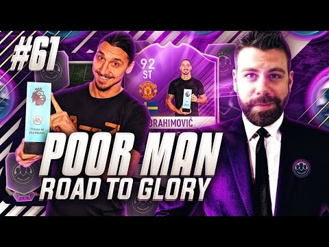 SBC IBRA, Marquee Matchups and FUT CHAMPIONS 0-20!! - Poor Man RTG #61 - FIFA 17 Ultimate Team TOTY