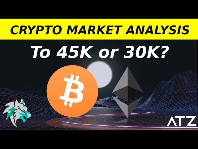 NEXT BITCOIN MOVE? BREAKOUT INC Crypto analysis 21.01.2021!