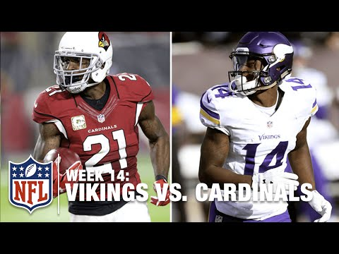 Lockdown: Patrick Peterson vs. Stefon Diggs! | Vikings vs. Cardinals | NFL