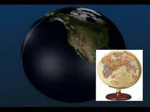 Qué Diferencia Hay Entre Un Globo Terráqueo Y Un Mapa Que