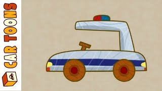 Car Toons: Full Episodes. Cartoons for Kids