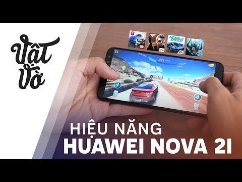 Kirin 659 của Huawei Nova 2i có chơi game ngon không?