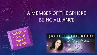 21 - Quantum Hypnosis Online - A Member of the Sphere Being Alliance