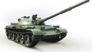 Средние танки Т-54 и Т-55. Сделано в СССР