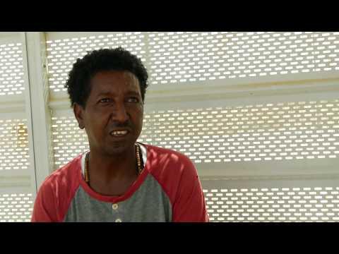 Eritrean refugees in Israel