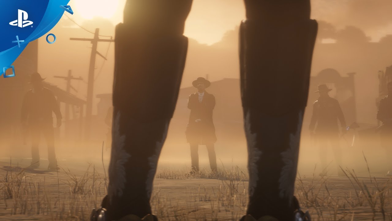 Red Dead Online | Early Access Content (May 2019) | PS4