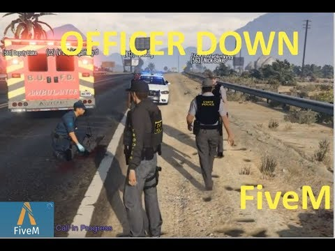 Pennsylvania State Police Roleplay  I  FiveM I Undercover