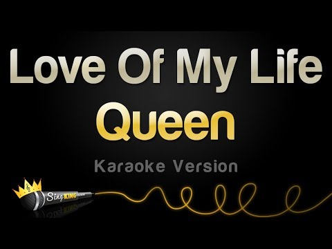 Queen - Love Of My Life (Karaoke Version)