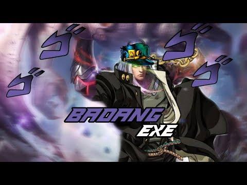 BADANG.EXE | JOJO REFERENCE