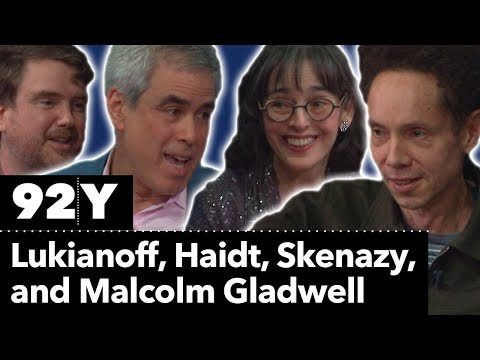 The Coddling of the American Mind moderated by Malcolm Gladwell