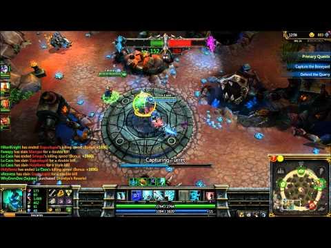 Close dominion game
