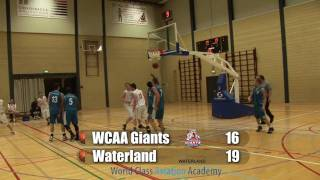 Giants U20 vs Waterland U20