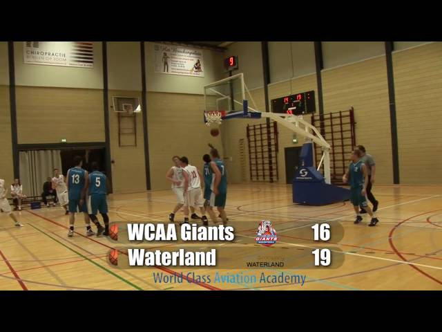 Giants U20 vs Waterland U20