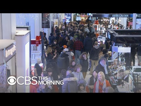 Black Friday shoppers save big in less chaotic scenes