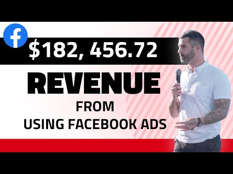 $182,324.83 in Sales From Facebook Ads [Case Study] - Drastically Improve Your Campaign