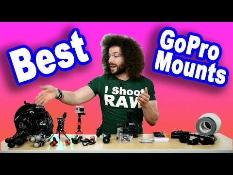 The BEST GoPro Accessories We Use
