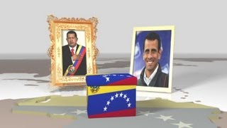 Venezuelans head to the polls to vote in their presidential election on October 7.