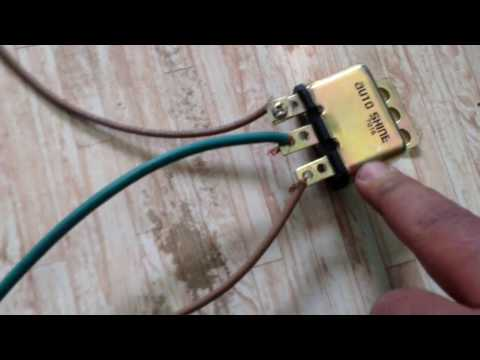 3 Pin Horn Relay Installation In Your Car Bike Youtube