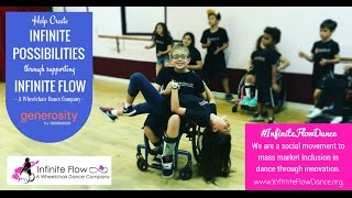 #InfiniteInclusion : The Park by Infinite Flow - A Wheelchair Dance Company