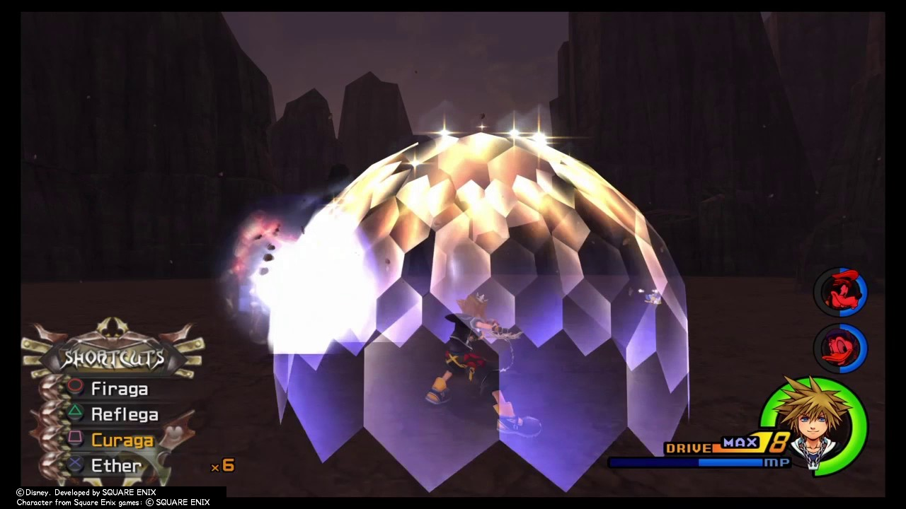 KH2.5 Lingering Will (Critical mode)
