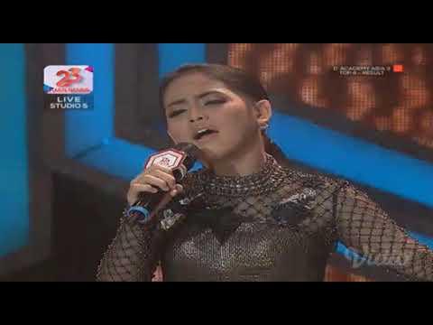 Putri Indonesia - Sumpah Benang Emas Top 4 D'Academy Asia 3 (24/12/2017)